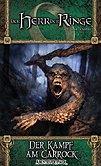 Brettspiele bei AEIOU.DE - Abbildung: Frontcover der Spielbox von Der Herr der Ringe - Der Kampf am Carrock