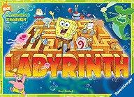 Brettspiele bei AEIOU.DE - Abbildung: Frontcover der Spielbox von SpongeBob Labyrinth
