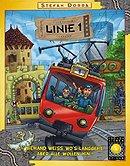 Rezensionen bei AEIOU.DE - Abbildung: Frontcover der Spielbox von Linie 1