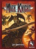Brettspiele bei AEIOU.DE - Abbildung: Frontcover der Spielbox von Mage Knight - Das Brettspiel