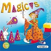 Brettspiele bei AEIOU.DE - Abbildung: Frontcover der Spielbox von Magicus