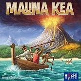 Brettspiele bei AEIOU.DE - Abbildung: Frontcover der Spielbox von Mauna Kea