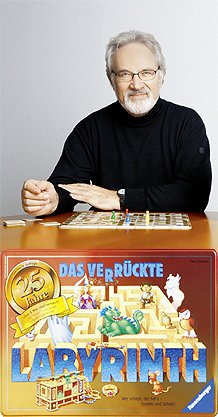 Max J. Kobbert: 25 Jahre Verrücktes Labyrinth!