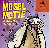 Mogel Motte - Kinderspiel - Deutscher Spiele Preis 2012 (Frontcover der Spielbox)