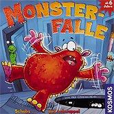 Monsterfalle - Kinderspiel - Deutscher Spiele Preis 2011 (Frontcover der Spielbox)