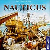 Brettspiele bei AEIOU.DE - Abbildung: Frontcover der Spielbox von Nauticus