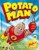 Brettspiele bei AEIOU.DE - Abbildung: Frontcover der Spielbox von Potato Man
