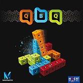 Brettspiele bei AEIOU.DE - Abbildung: Frontcover der Spielbox von QBQ