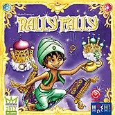 Brettspiele bei AEIOU.DE - Abbildung: Frontcover der Spielbox von Rally Fally