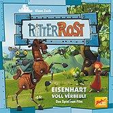 Brettspiele bei AEIOU.DE - Abbildung: Frontcover der Spielbox von Ritter Rost