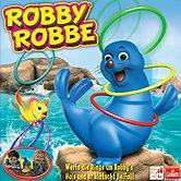 Rezensionen bei AEIOU.DE - Abbildung: Frontcover der Spielbox von Robby Robbe