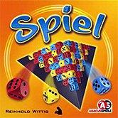 Brettspiele bei AEIOU.DE - Abbildung: Frontcover der Spielbox von Spiel