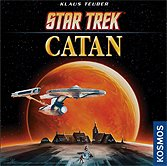 Star Trek Catan Frontcover der Spielbox