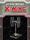 Star Wars X-Wing - TIE Fighter Erweiterung Frontcover der Spielbox