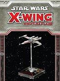 Star Wars X-Wing - X-Wing Erweiterung Frontcover der Spielbox