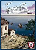Rezensionen bei AEIOU.DE - Abbildung: Frontcover der Spielbox von Teneriffa