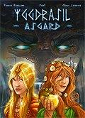 Brettspiele bei AEIOU.DE - Abbildung: Frontcover der Spielbox von Yggdrasil - Asgard
